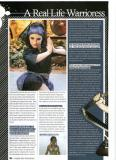 Cecily Fay feature in MAI magazine